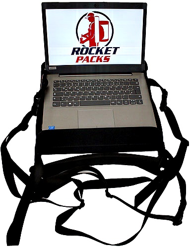 laptop halter